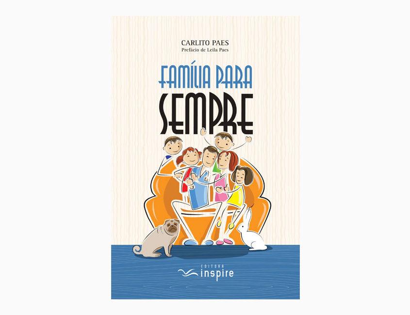 """Livro """"Família para Sempre"""""""